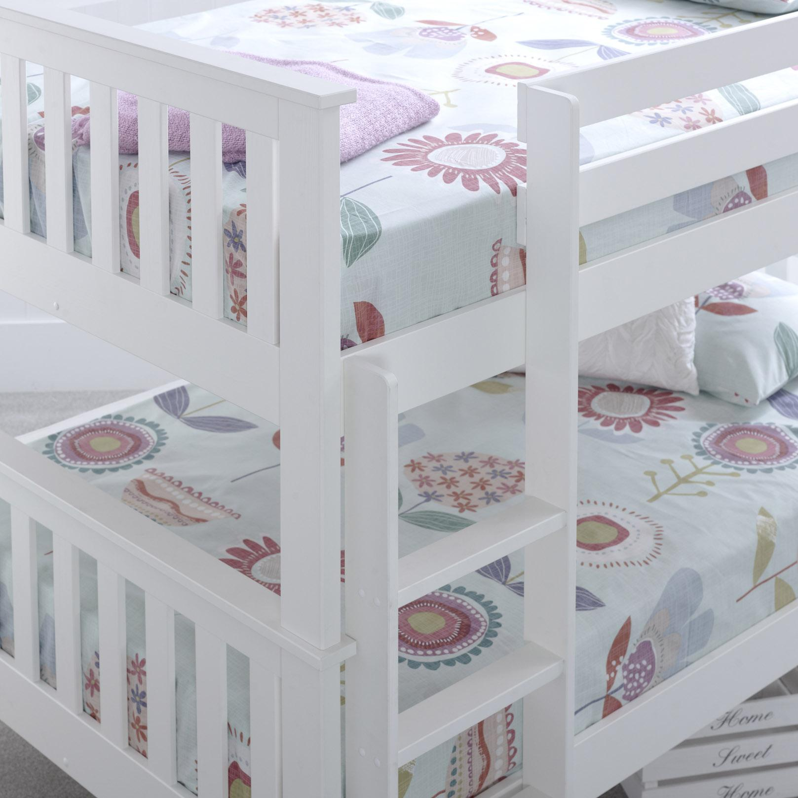 Oslo 4ft Over 4ft Bunk Bed