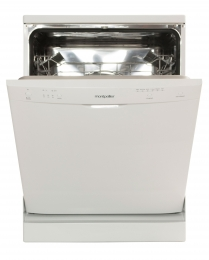 Montpellier White Dishwasher With 12 Placesettings