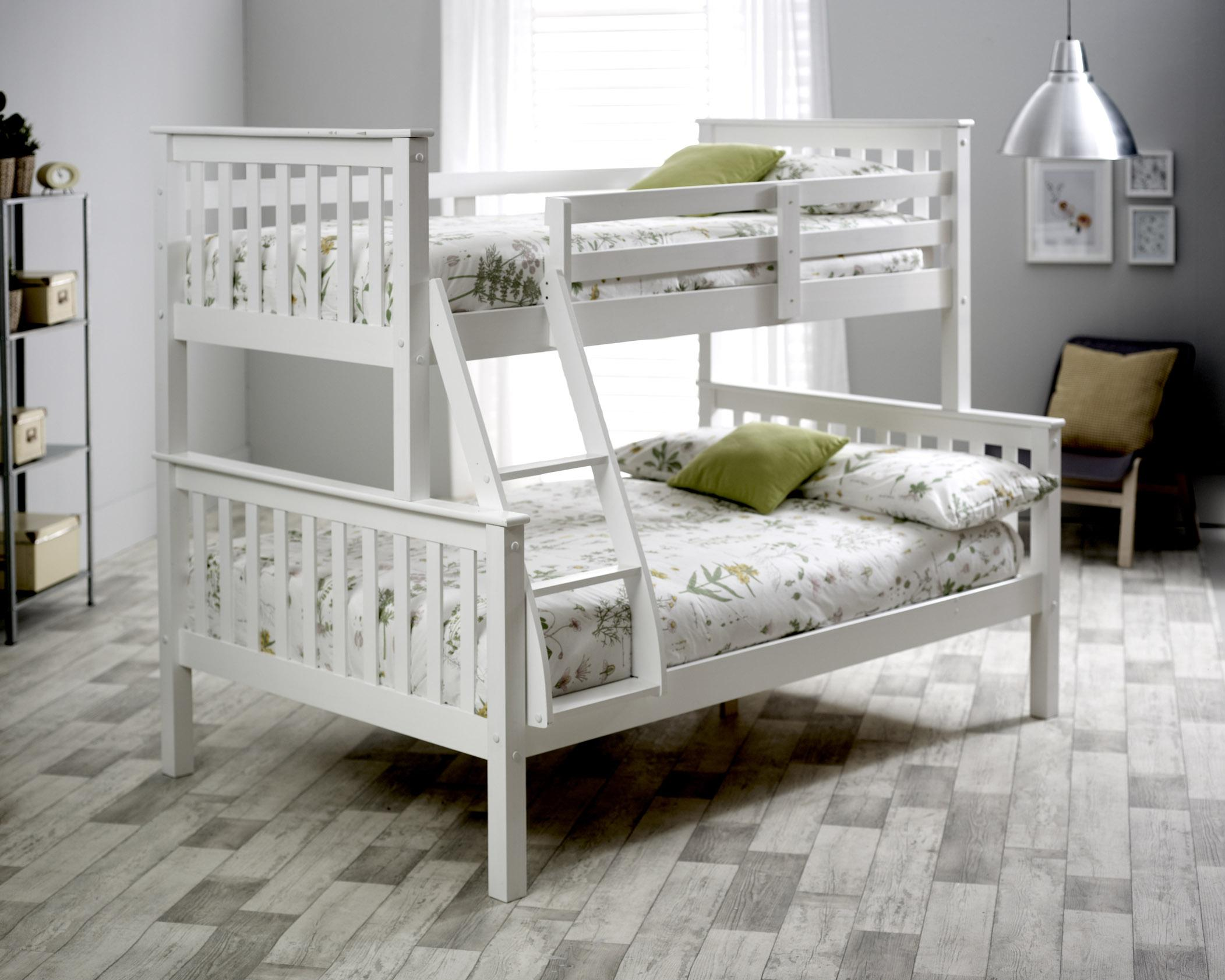 Picture of: Carra Triple Bunk Bed